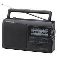Panasonic RF3500 Mains/Battery Operated FM/AM/LW/SW Radio Analogue Tuner - New