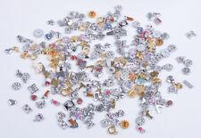 100PCS Fashion Mixed Lots of Floating Locket Charms