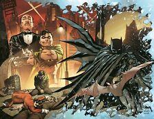Detective Comics #1027 Nm Cover A Andy Kubert Wraparound 9/15 Presale