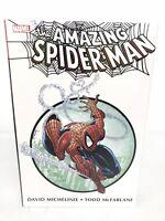 Amazing Spider-Man Omnibus Michelinie Todd McFarlane Marvel HC New Sealed $100