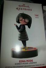 Incredibles Edna Mode Disney Pixar Talks Hallmark Keepsake Ornament New