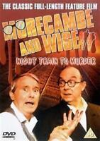 Night Train pour Murder 1983 Eric Morecambe Ernie Sage Prism GB DVD L Neuf