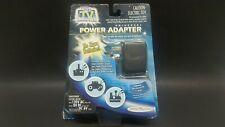Plug It In and Play TV Games Universal Power Adapter NEW!