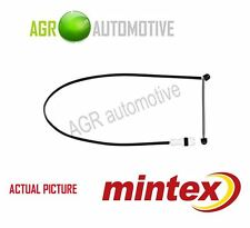 MINTEX REAR BRAKE PAD WEAR SENSOR WARNING INDICATOR GENUINE QUALITY - MWI0429