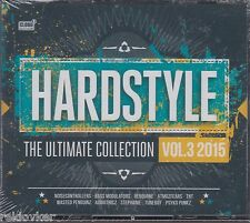 Hardstyle-The Ultimate Collection 2015, vol. 3 (2 CD, Nuovo! OVP)