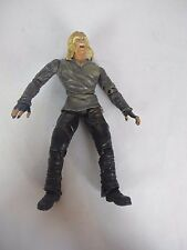"2000 Sabertooth 7.25"" Toy Biz Movie Action Figure X-Men Marvel Universe Comics"