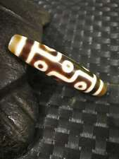 Tibet 9-Eye Dzi Bead agate Necklaces & Pendants