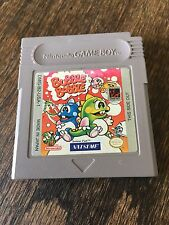 Nintendo Gameboy Bubble Bobble (Game only)