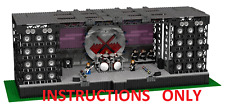 CUSTOM LEGO: ROCK CONCERT STAGE - PINK FLOYD - ONLY INSTRUCTIONS. NO PARTS