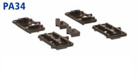 Mounting Blocks for Bachmann couplings Parkside PA34 – free post
