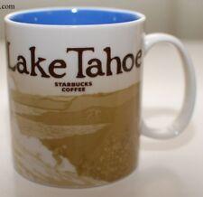 Starbucks LAKE TAHOE City Icon Mug Brand New and MINT with Tags!