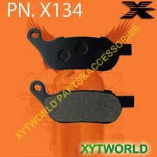REAR Brake Pads for Harley Davidson FXDB Dyna Street Bob 2007-2012