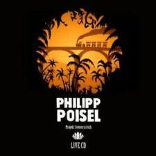 PHILIPP POISEL / PROJEKT SEEROSENTEICH - LIVE DELUXE EDITION - 2CD 2012 * NEU *