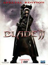 BLADE 2 II - BOX 2 DVD (USATO OTTIMO) DIGIPACK
