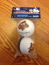 Baltimore Orioles 2pk Aero-Strike Wiffle Balls