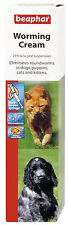 Beaphar Worming Cream for Cats and Dogs 18g