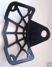 Side Mount Axle License Plate Tag Holder CURVED WEB Bracket for HD AF2D 011317-3