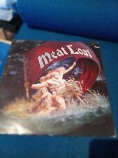 """Meatloaf Deadringer12"""" Vinyl LP With Inner Epic Ic099 1981"""