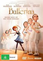 Ballerina DVD NEW Region 4