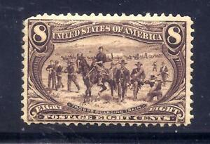 US Stamps - #289 - MNH -  8 cent Trans-Mississippi Expo issue- CV  $430