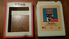 Freddy Fender If You're Ever In Texas 8 Track Tape WORKS