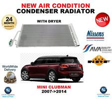 Pour Mini Clubman Air avec Condenseur Radiateur 2007 - > 2014 One Cooper S D SD JCW