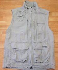 Columbia Men's GRT Travel Vest Khaki S Small