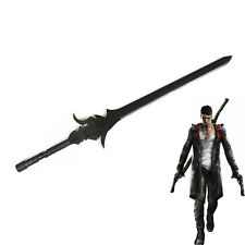 Devil May Cry 5 DmC Dante Sword PVC Cosplay Prop Handmade Accessory