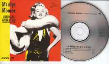 MARILYN MONROE CD-MAXI I WANNA BE LOVED BY YOU ( MIX)