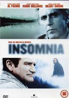 Insomnia DVD (2003) NEW