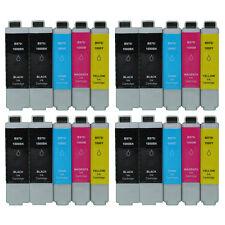 20 Druckerpatronen für BROTHER DCP130C DCP330C DCP350C DCP357C DCP560CN LC1000