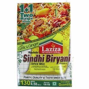 Laziza Sindhi Biryani x 130 g (comes in 3 boxes)