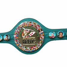 High Quality WBC Belt Adult Size Replica 8mm thickness plate