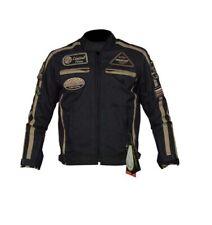 Veste Pour Enfant En Cordura, Poliester, Moto, Biker, Noir, Rose, Rider
