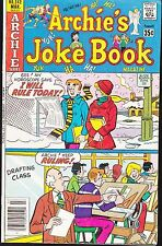 ARCHIE'S JOKE BOOK MAGAZINE #242 1978 ARCHIE SERIES AND THE WHOLE GANG...FN