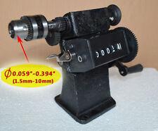 Winder Chuck Hand Winding NZ-1 Manual Hand Winding Machine Coil Electric New