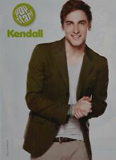 KENDALL SCHMIDT - A4 Poster (20 x 27 cm) - Big Time Rush Clippings Ausland USA
