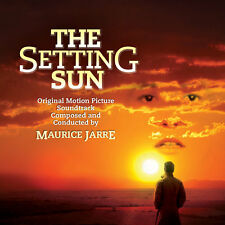 The Setting Sun- Complete Score - Limited Edition - OOP -  Maurice Jarre