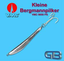 Bergmannpilker Pilker 70g mit VMC Drilling für Pilkangelei in Dänemark Norwegen