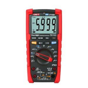 Professional Digital Multimeter True RMS with Backlit Waterproof UT195M UNI-T