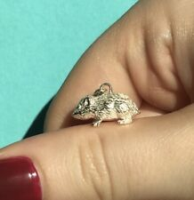 Sterling Silver Hamster Jewellery Charm
