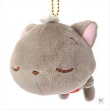 Japan Disney Store Berlioz Cat Aristocats Sleep Plush Mocchi Soft doll Keychain