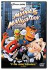 The Muppets Take Manhattan - DVD - VERY GOOD