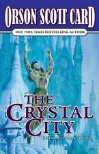 Alvin Maker Ser. The Crystal City 6 by Orson Scott Card (2003 Hardcover 1st ed)