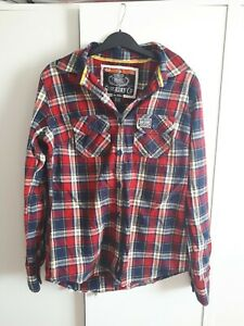 Superdry Ladies Check Shirt