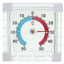 Self-adhesive Window Wall Temperature Thermometer Indoor Outdoor Home Office