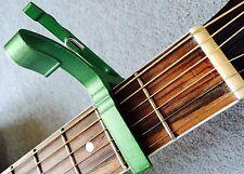 Kapodaster Capo f. E - und Westerngitarre - Gitarre Aluminium