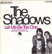 The Shadows - Let Me Be The One (Single) Grand Prix Eurovision 1975 !!!