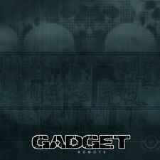 Gadget - Remote CD - SEALED NEW Punk Metal Album
