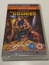 The Goonies New UMD PSP UK Release Region ALL FREE SHIPPING WORLDWIDE!